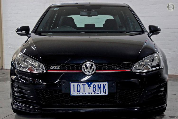 2015 Volkswagen Golf GTI 7 Manual MY15
