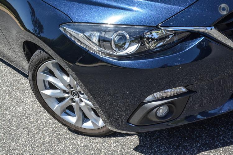 2014 Mazda 3 SP25 BM Series Manual