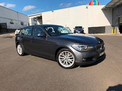 2012 BMW 118i F20 Auto Automatic