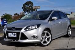 2014 Ford Focus Titanium LW MKII Auto Automatic