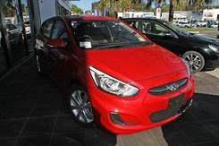 2017 Hyundai Accent Sport Auto MY18 Automatic