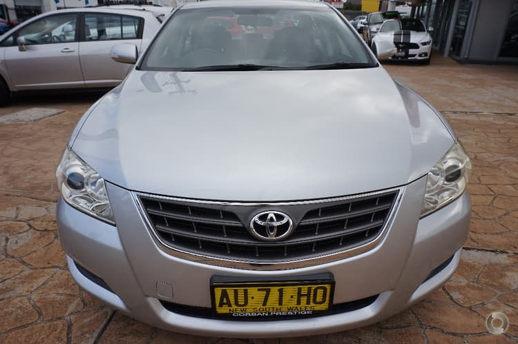 2006 Toyota Aurion AT-X Auto