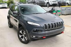 2017 Jeep Cherokee Trailhawk Auto 4x4 MY18 Automatic