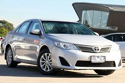 2014 Toyota Camry Altise Auto Automatic