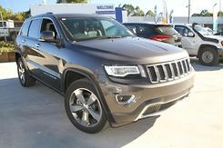 2015 Jeep Grand Cherokee Limited Auto 4x4 MY15 Automatic