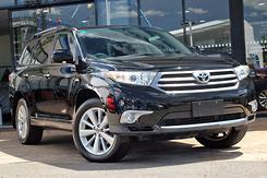 2011 Toyota Kluger Grande Auto 2WD MY11 Automatic