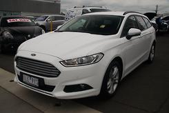 2017 Ford Mondeo Ambiente MD Auto MY17 Automatic