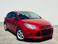 2015 Ford Focus Trend LW MKII Auto MY14 Automatic
