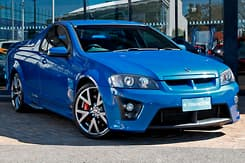 2009 Holden Special Vehicles Maloo R8 Manual MY09 Manual