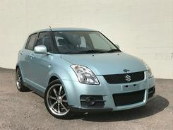 2008 Suzuki Swift Z Series Manual Manual