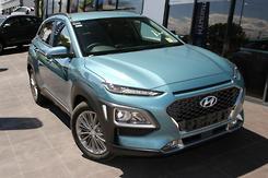 2017 Hyundai Kona Elite Auto 2WD MY18 Automatic