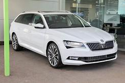 2016 SKODA Superb 206TSI Auto 4x4 MY17 Automatic
