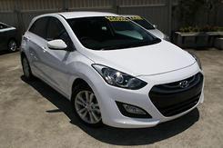 2013 Hyundai i30 Elite Auto Automatic