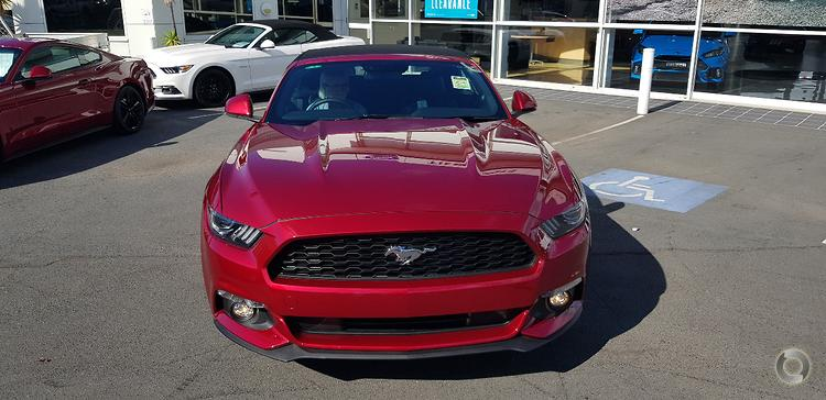2017 Ford Mustang FM Auto