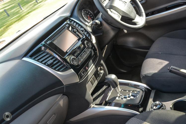2015 Mitsubishi Triton GLS MQ Auto 4x4 MY16 Double Cab