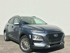 2017 Hyundai Kona Elite Auto AWD MY18 Automatic