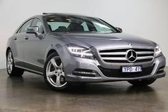 2011 Mercedes-Benz CLS350 CDI BlueEFFICIENCY Auto Automatic