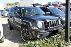 2013 Jeep Patriot Limited Auto 4x4 MY14 Automatic