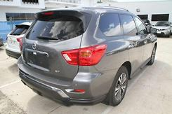 2016 Nissan Pathfinder ST R52 Auto 2WD MY17 Automatic