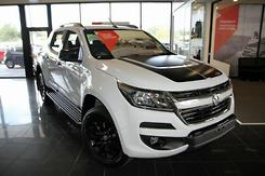 2017 Holden Colorado Z71 RG Auto 4x4 MY18 Automatic
