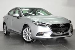 2017 Mazda 3 SP25 GT BN Series Auto Automatic