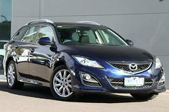 2012 Mazda 6 Touring GH Series 2 Auto MY12 Automatic