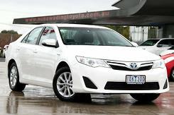 2014 Toyota Camry Hybrid H Auto Automatic
