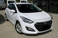 2014 Hyundai i30 Trophy Auto MY14 Automatic