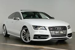 2013 Audi S7 Auto quattro MY13 Automatic