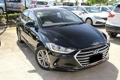 2016 Hyundai Elantra Active Auto MY17 Automatic