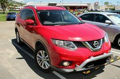 2014 Nissan X-Trail ST-L T32 Auto 2WD Automatic