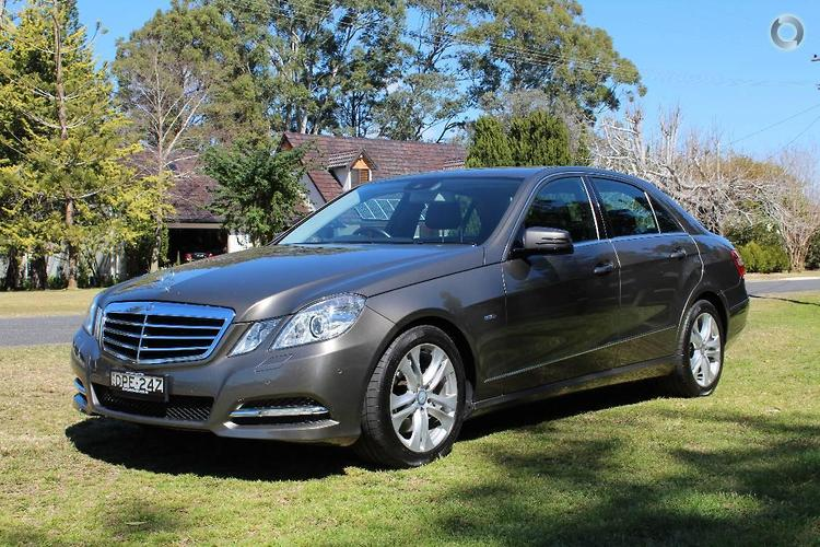 2010 Mercedes-Benz E250 CDI BlueEFFICIENCY Avantgarde Auto