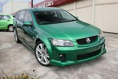 2010 Holden Commodore SV6 VE Auto MY10 Automatic