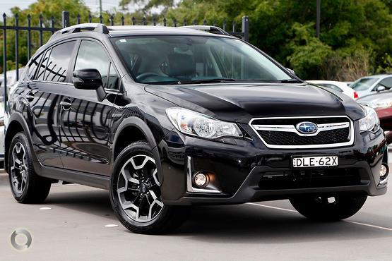 2016 Subaru Xv 2 0i S G4 X Auto Awd My17 Subaru Penrith