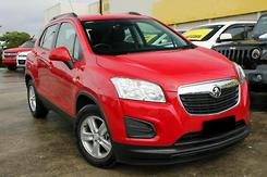2016 Holden Trax LS TJ Auto MY16 Automatic