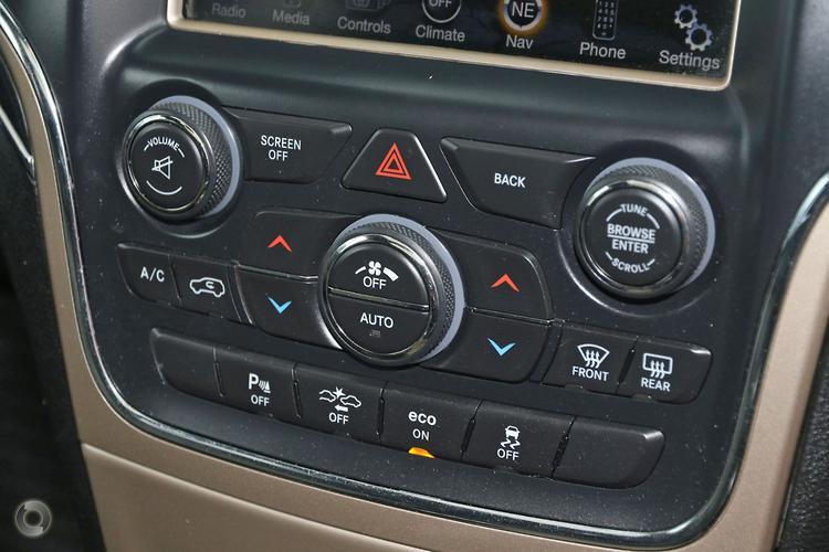 2013 Jeep Grand Cherokee Overland Auto 4x4 MY13