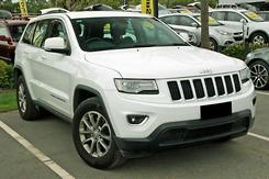 2013 Jeep Grand Cherokee Laredo Auto 4x4 MY14 Automatic