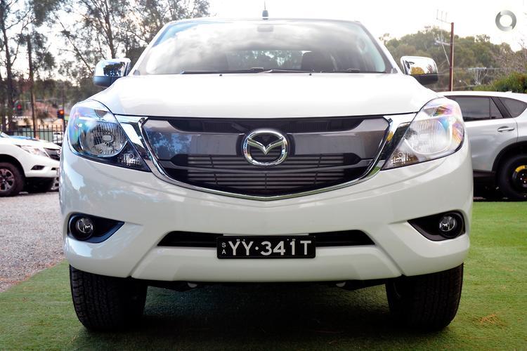 2017 Mazda BT-50 XTR UR Auto 4x4 Dual Cab