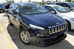 2014 Jeep Cherokee Longitude Auto 4x4 MY15 Automatic