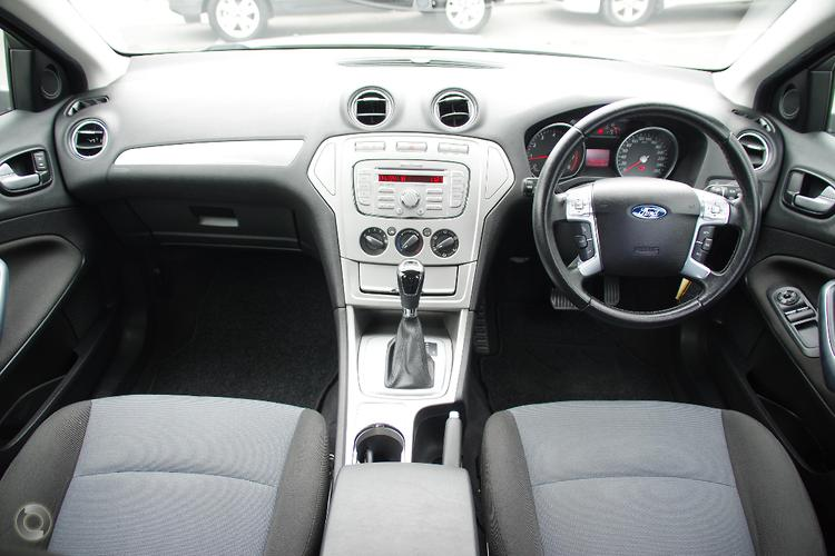 2009 Ford Mondeo LX MB Auto