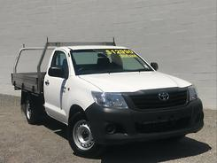 2008 Toyota Hilux Workmate Manual MY08 Manual