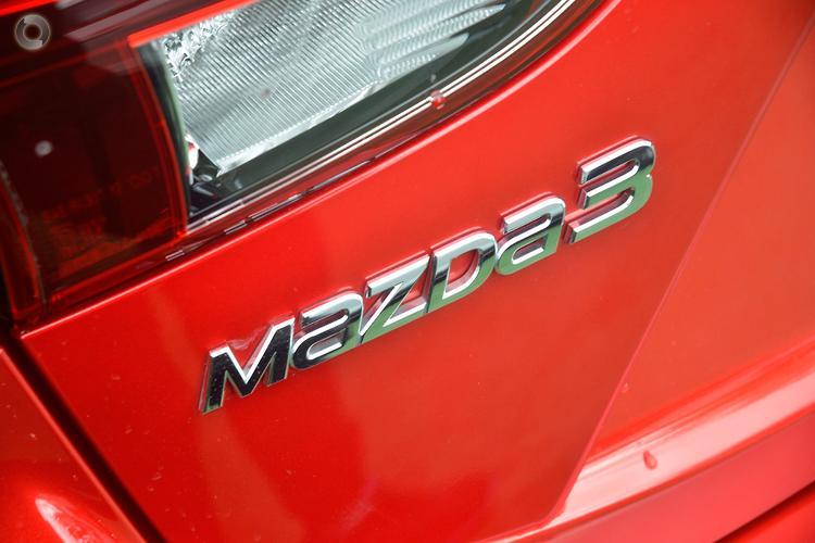 2016 Mazda 3 SP25 GT BM Series Auto