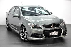 2013 Holden Commodore SV6 VF Manual MY14 Manual