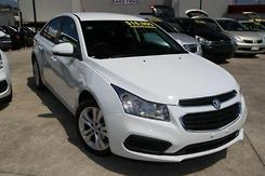 2015 Holden Cruze Equipe JH Series II Auto MY16 Automatic