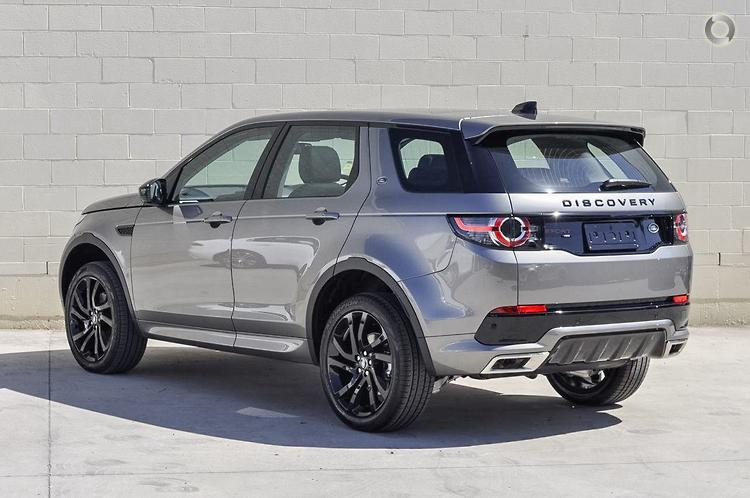 2017 Land Rover Discovery Sport TD4 180 HSE Luxury Auto 4x4 MY17