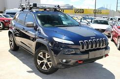 2014 Jeep Cherokee Trailhawk Auto 4x4 MY15 Automatic