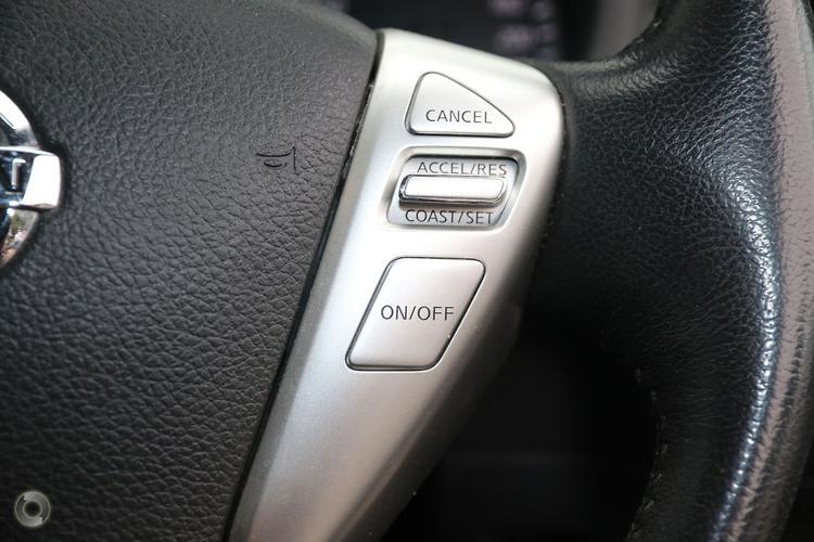 2013 Nissan Pulsar Ti B17 Auto