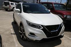 2017 Nissan QASHQAI N-TEC J11 Series 2 Auto Automatic
