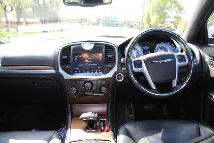 2012 Chrysler 300 C Auto MY12