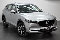 2017 Mazda CX-5 GT KF Series Auto i-ACTIV AWD Automatic